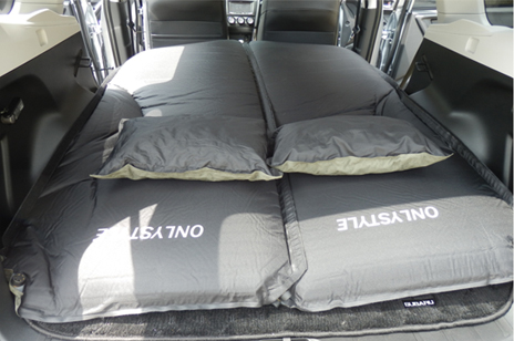only style car camping air mattress